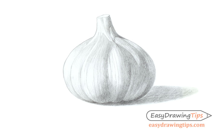 Garlic shading