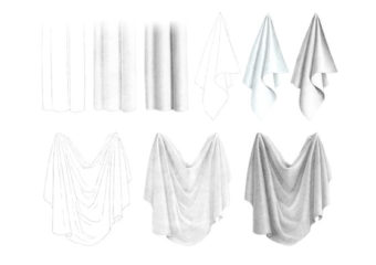 How to Draw Cloth Folds Step by Step Tutorial