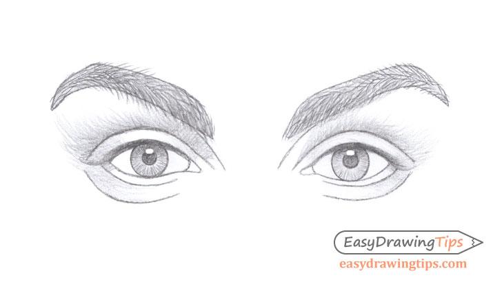 Eyelids shading